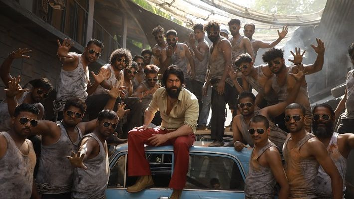 KGF 12th Day Box Office Collection