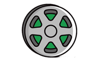 Movie Rater Logo